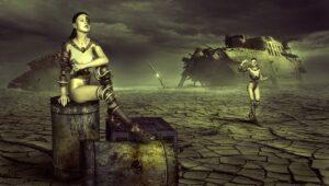 Fantasy Forward End Time  - KELLEPICS / Pixabay