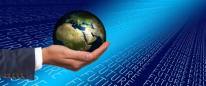 Forward Businessman Globe World  - geralt / Pixabay