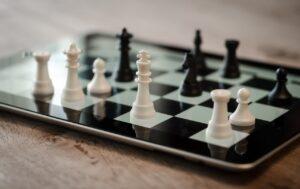 Chess Ipad D Digital Strategy  - Skitterphoto / Pixabay