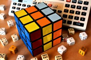 Rubik S Cube Cube Rubik Dice Pc  - papazachariasa / Pixabay